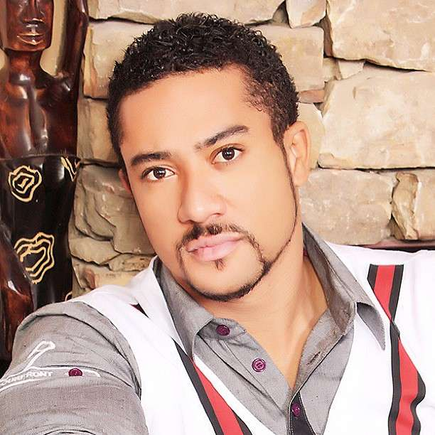 Hot Stud alert! Majid Michel
