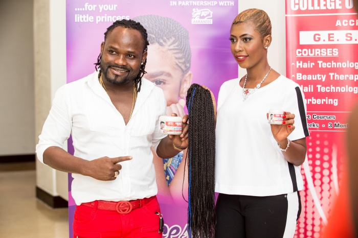 abrantie hair product launch20