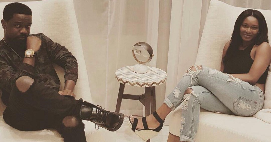 is sarkodie dating Is sarkodie dead that's the question on everyone's lips right now  leo and cee-c spark dating rumours with romantic dinner (video).