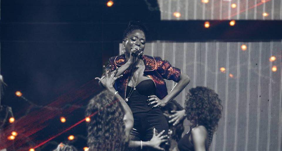Efya explains why 'Janesis' album delayedEfya explains why
