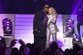 Madonna, Stevie Wonder pay homage to Prince at 2016 Billboard…