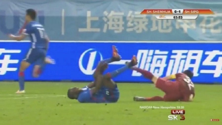 VIDEO: John Terry, Chelsea FC wish Demba Ba well after