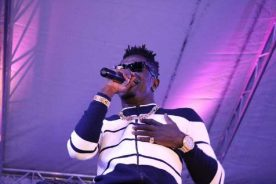 #PodcastsOnLive – Shatta Wale on Indigo 02 concert tonight