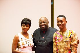 Selly Galley stuns as she meets President Mahama and Chief…