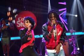 #CokeStudioAfrica: Stonebwoy covers 'Heart Attack' by Trey Songz – WATCH