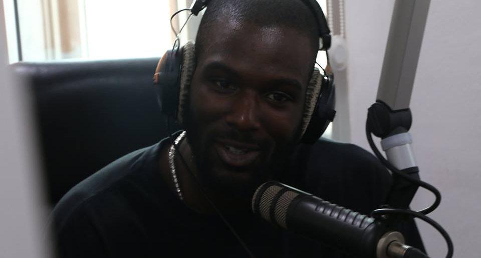kwesi boakye singing