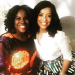 Photos: Joselyn Dumas on the set of a new movie…