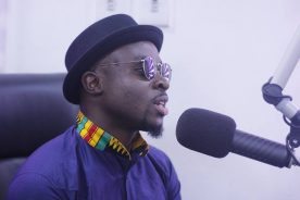 #PodcastsOnLive: Fuse ODG talks about his new girl group on…