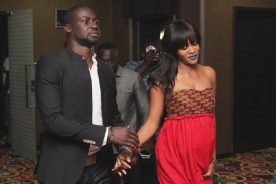 WATCH: Chris Attoh talks about Damilola and divorce rumours