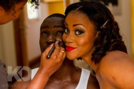 "Chris Attoh and ex Damilola wish each other ""Happy Birthday"""