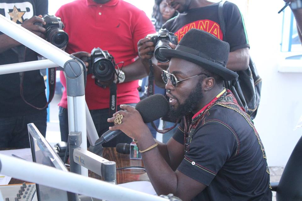 2017 GHANA MEETS NAIJA: Shatta Wale, M anifest face Davido