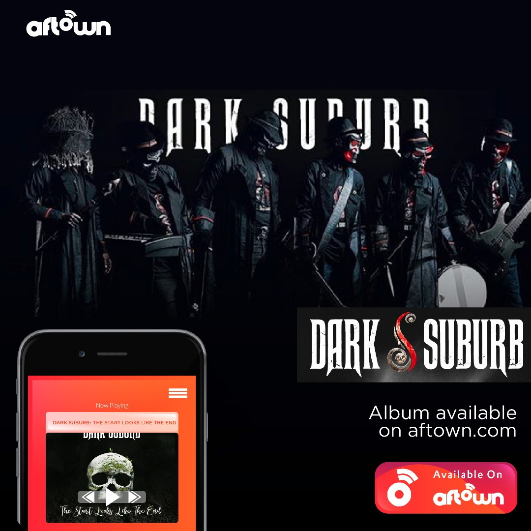 Dark Suburb sign onto Music Streaming service Aftown.com