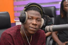 Stonebwoy misses out on second BET Award