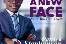Meet Patrick Kwabena Stephenson, the new face of GhOneTV's #GHOneNews