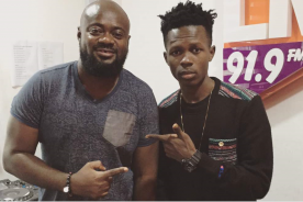 #PodcastsOnLive: SarkCess Music's StrongMan talks about his new song on…