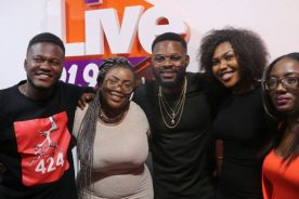 #PodcastsOnLive: Falz talks movie and music career on Live FM
