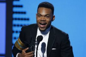 Chance the Rapper wins BET humanitarian award