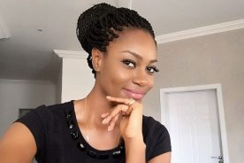 "Yvonne Nelson replies Nana Akua Addo: ""the shallow minds won't…"