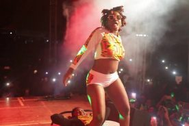 Ebony's father claims he chooses her revealing outfits for her…