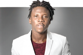 Stonebwoy's 'My Name' is number one song on Live FM