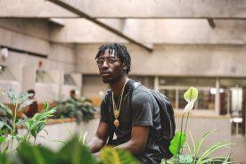 Photos: Meet Ghanaian member of Floyd Mayweather's The Money Team