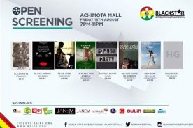 Black Star International Film Festival opens in Accra, here is…