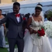 Photos: A Plus weds Akosua Vee