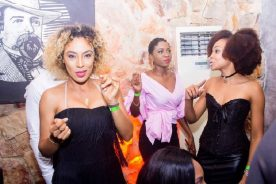 Photos: Nikki Samonas and Jasmine Baroudi Celebrate With Jack Daniels