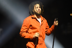 J. Cole Opens Up On Colin Kaepernick & Boycotting the…