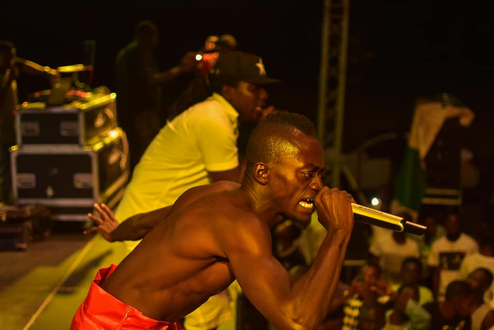 GOtv MAX Launches In Kumasi With StoneBwoy and Lil Win In
