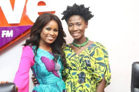 #PodcastsOnLive: Singer Yaa Yaa covers Kojo Antwi's 'Nfa ne nko…