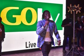GOtv MAX Launches In Kumasi With StoneBwoy and Lil Win…