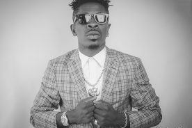 WATCH: Shatta Wale threatens to beat his 'paddy' @ birthday…