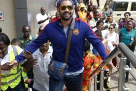 Photos: 'Kumkum Bhagya' stars arrive in Ghana
