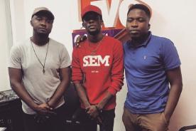 #PodcastsOnLive: Worlasi talks new EP, Coke Studio Africa & more…