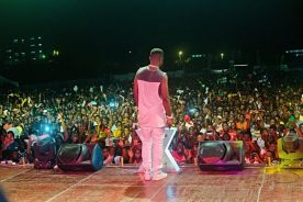 Sarkodie's team attacked at One Africa Music Festival…reason for not…