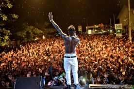 Shatta Wale threatens to end WizKid's career