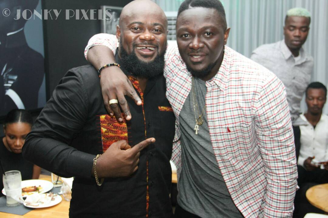 Photos: Sarkodie, King Promise, B4Bonah others celebrate with Sammy Forson