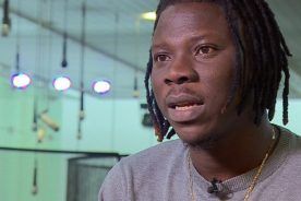 Stonebwoy talks to BBC about his new album 'Epistles of…
