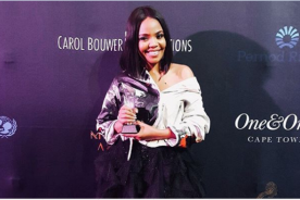 "Terry Pheto BAGS Mbokodo ""Film"" Award"