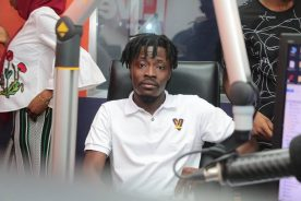 #PodcastsOnLive: Fancy Gadam believes he deserves 2017 'Artiste of the…