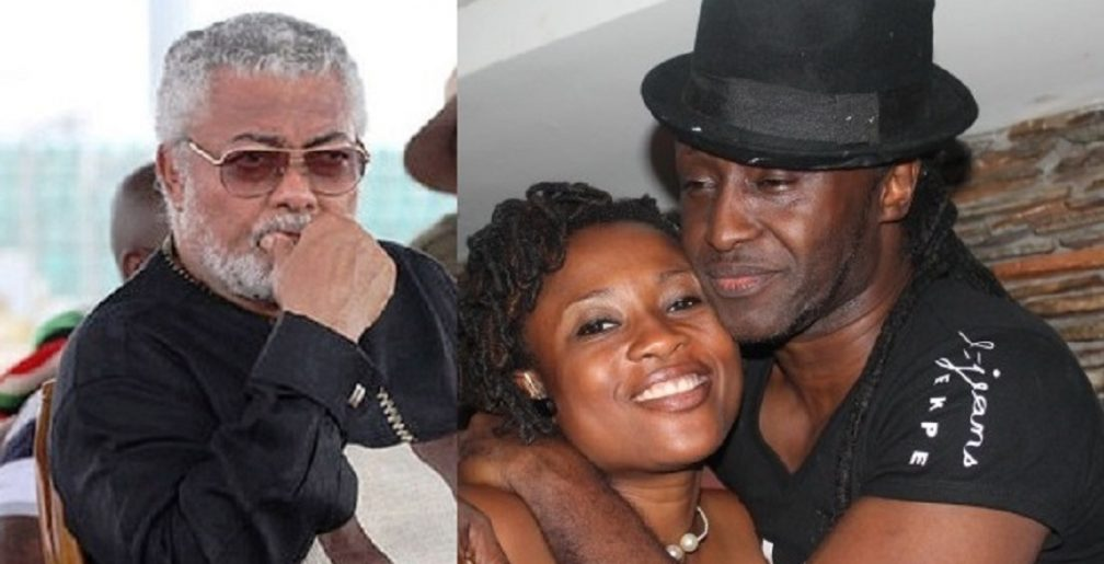 Reggie Rockstones Wife Dr Zilla Limann Wont Attend Funeral Of