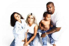 Kanye West & Kim Kardashian Welcome Baby Girl
