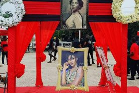 Ebony Reigns to be buried on March 17