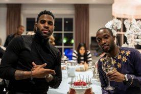 DJ Khaled, Diddy, Jason DeRulo join Ghanaian Entrepreneur for his…