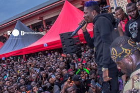 """Shatta Wale """"can be a very good preacher"""" – Dr.…"""
