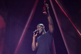 Stormzy Named First Headliner of 2019 Glastonbury Festival