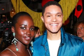 Lupita Nyong'o To Star In Film Adaptation Of Trevor Noah's…