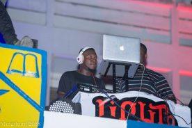WATCH: DJ Mingle 'LIGHTS UP' UCC in honour of Ebony…