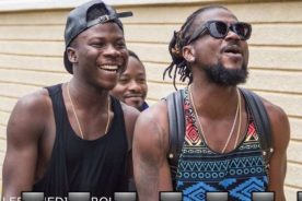 Stonebwoy out, Samini in for Ghana Music Awards nominees jam